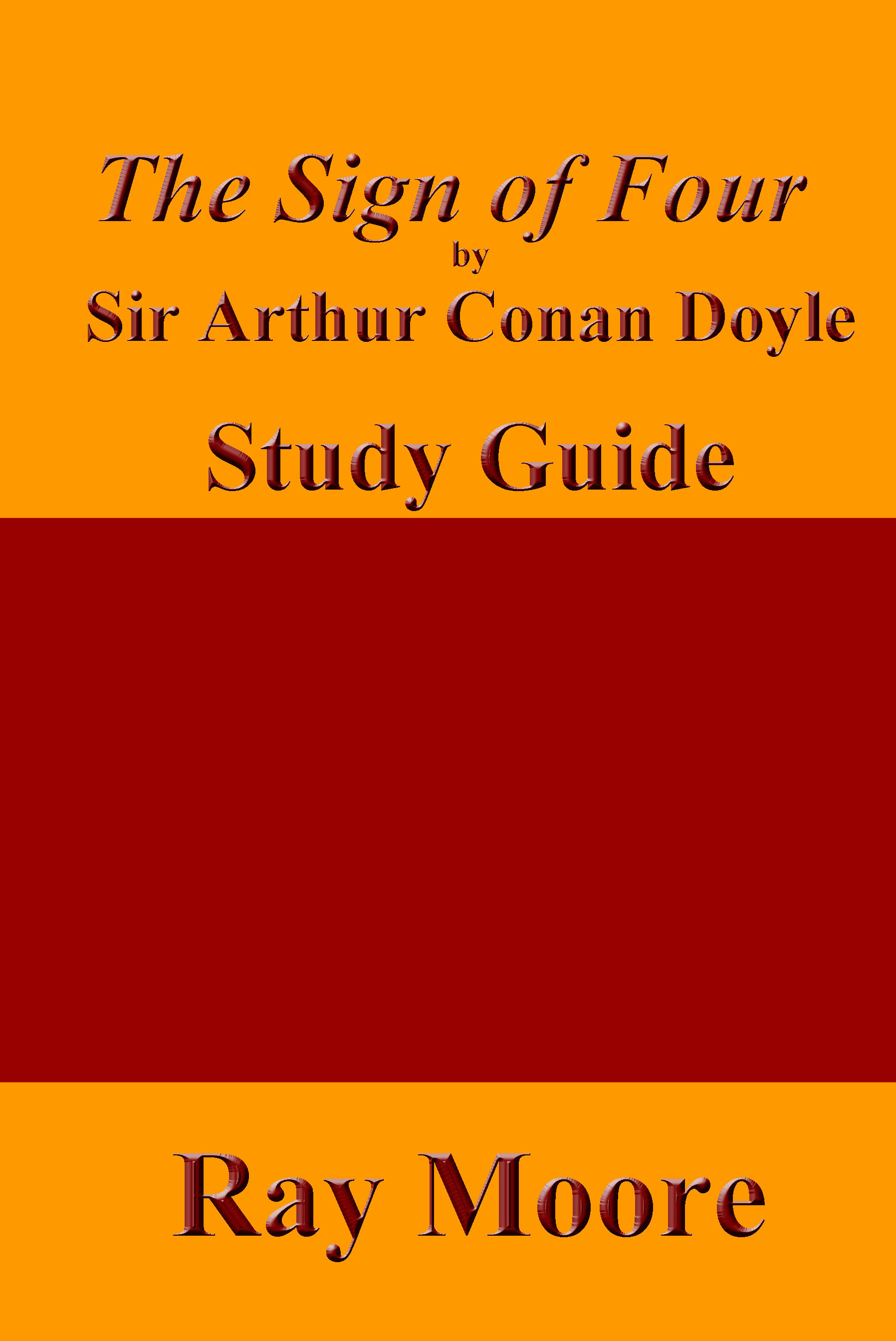 The Sign of the Four Study Guide | GradeSaver