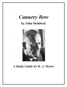 Cannery Row-Steinbeck