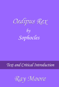 Oedipus Rex textandci front cover copy