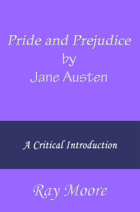 Pride and Prejudice front cover