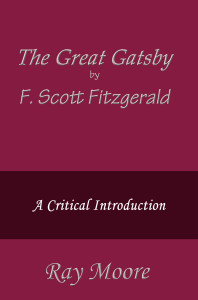 The Great Gatsby front cover