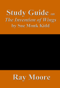 Invention of Wings-studyguidefront cover copy
